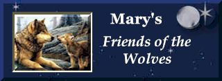 Mary's Friends of the Wolves