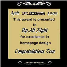 ADH-HH April Homepage of the Month